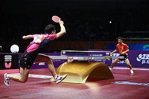 Tischtennis Spielregeln