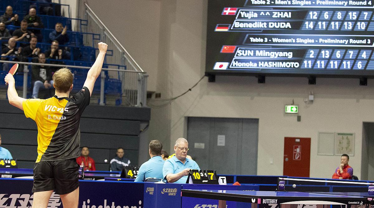 German Open Tischtennis 2021