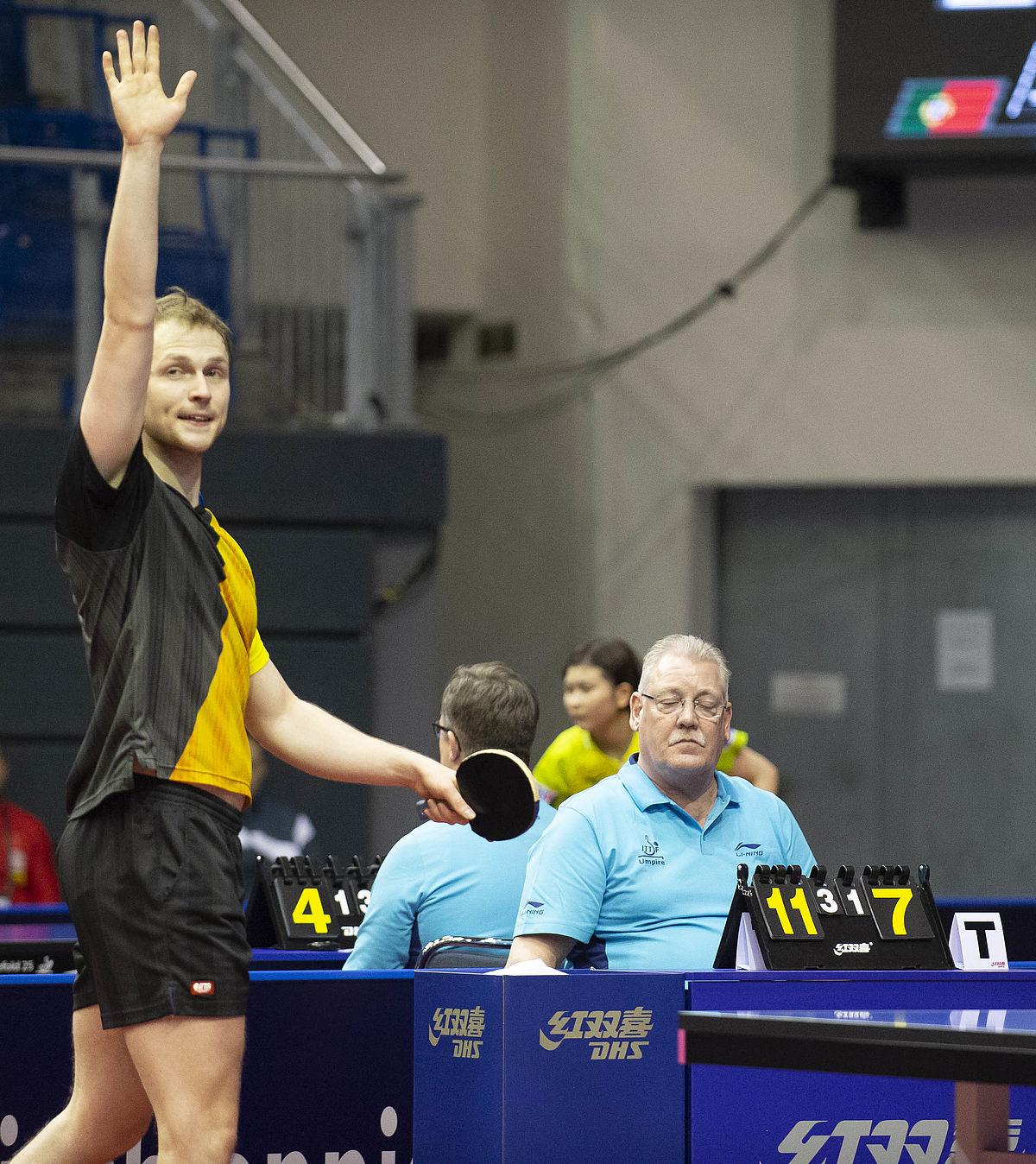 German Open 2020 Tischtennis