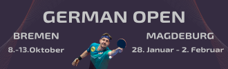 German Open 2019 & 2020